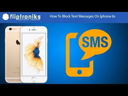 How To Block Text Messages Iphone 6s Fliptroniks