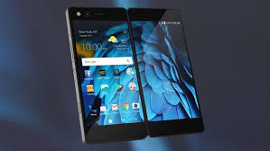 ZTE points to the future with the first foldable dual screen
