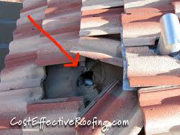 the 4 top reasons why a tile roof goes bad in