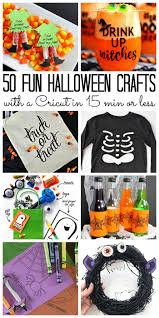 Confirmed Halloween Candy Tampering fun halloween crafts to make with your cricut the country chic