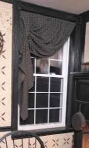 Primitive Curtains For Living Room by Best 25 Country Curtains Ideas On Pinterest Country Window