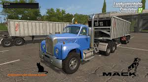 MACK TRUCK UND TRAILER SET V1.1.0.1 FS17 - Farming Simulator 17 Mod ... Mack Trucks Discontinues Titan Model 16liter Engine Lehigh Mack 1 Gotta Love Macks Disnctive Sound Bulldog Power Launching Ev Refuse Truck In 2019 Truck Und Trailer Set V1101 Fs17 Farming Simulator 17 Mod Built A Ridiculous For Sultan Thats So Expensive Its Engines For Sale How To Enjoy Great Visit The Truck Museum The Sayre Mansion Debuts New With Efficiency And Productivity Boosts Wrightspeed Team Up Gas 2 B Series Pinnacle Series Pickup Wallpapers 14 2880 X 1800 Stmednet Trucks Peterborough Ajax On Granite