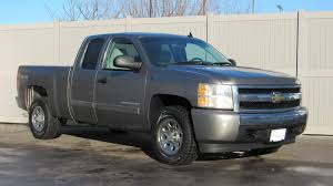 Pre-Owned 2008 Chevrolet Silverado 1500 4WD Ext Cab 143.5 LT W/1LT ...