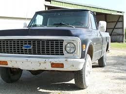 1972 K10 Project