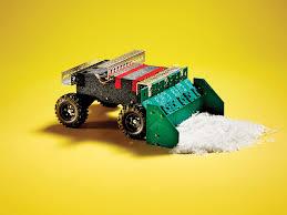 100 Rc Truck Snow Plow Build A Mini Remotecontrolled Snowplow Popular Science