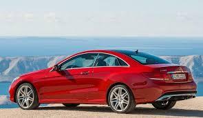 si e auto i size 2014 mercedes e coupe and e cabriolet facelift autolatest
