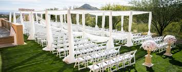 Wedding Venues - Outdoor Wedding | JW Marriott Tucson Starr ...