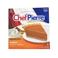 Storing Pumpkin Pie by Chef Pierre Pre Baked Traditional Pumpkin Pie 43 Oz From Cash