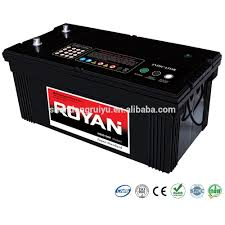 100 Heavy Duty Truck Battery 12v 200ah Batteries 12v 200ah