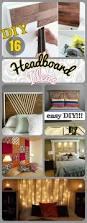 Cheap Upholstered Headboard Diy by Best 25 Cheap Diy Headboard Ideas On Pinterest Headboard Ideas