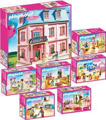 spielzeug puppenhaus playmobil 5307 romantik bad softland la