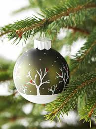25 Ways to Dress Up Plain Christmas Ornaments