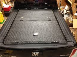 heavy duty truck bed cover on ram with rambox a black diam flickr