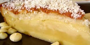 gâteau magique au chocolat blanc facile et pas cher recette sur