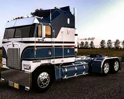 Coe Kenworth Custom K100 | Semi Crazy | Pinterest | Trucks, Kenworth ...