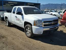 1GCEK29J39Z159160 | 2009 WHITE CHEVROLET SILVERADO On Sale In CO ...