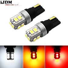 2pcs t10 w5w led car canbus parking light clearance bulbs for