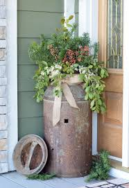Outside Rustic Christmas Decorations 13