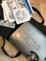 epson powerlite 76c lcd projector ebay