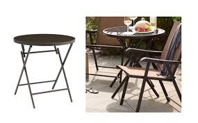 SONOMA Goods For Life Coronado Patio Folding Bistro Table