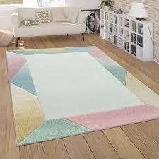 teppiche teppichböden kurzflor teppich bunt abstraktes