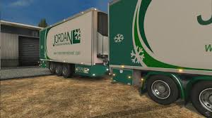 100 What Is A Tandem Truck BDF TNDEM TRUCK JORDN INTERNTIONL PCK ETS2 Euro