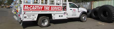 100 Service Truck 24 Hour Road McCarthy Tire Commercial