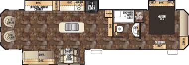 Montana Fifth Wheel Floor Plans 2006 by Forest River Rv U0027s For Sale In Louisiana