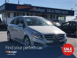 Used 2015 Mercedes-Benz B-Class Front And Rear Radar Assist, Very ...