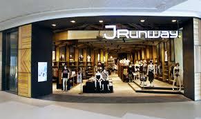 JRunway Store Opens At Plaza Singapura DECOR STORE EXTERIOR