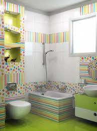 Bathroom Decor Ideas For Kids Kids Bathroom Decorating Ideas
