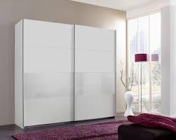 wimex schwebetürenschrank kleiderschrank bramfeld 225cm weiß weißglas 15750
