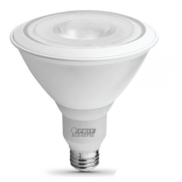 Feit Electric Led Dimmable Light Bulb - Soft White, 2 Dimmable PAR38, 90W