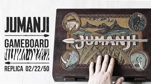 Jumanji Game Board Replica 2017