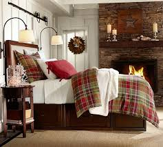 Sophisticated Plaid Bedding 8