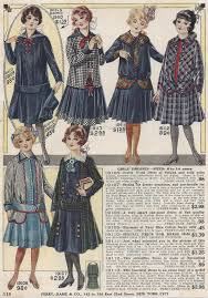 1917 young girls fashions 1915 1919 world war i pinterest