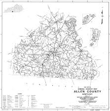 Ky Transportation Cabinet District 6 by Kentucky Maps