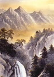Japanese Art Mountain
