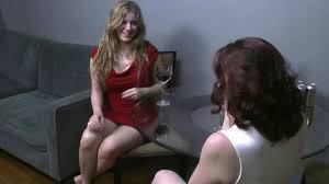 eve and jacquelyn in long black leather gloves youtube