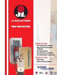 jl industries extinguisher cabinets extinguisher cabinets partitions plus inc