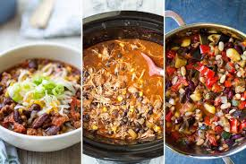 15 Best Chili Recipes For Watching Football