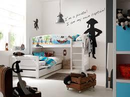 chambre garcon pirate lit superposé d angle contemporain pour enfant pour garçon