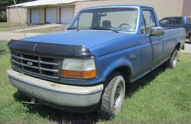 1993 Ford F150 Pickup Truck | Item A4760 | SOLD! August 9 Go... 1993 Ford F250 2 Owner 128k Xtracab Pickup Truck Low Mile For Red Lightning F150 Bullet Motsports Only 2585 Produced The Long Haul 10 Tips To Help Your Run Well Into Old Age Xlt 4x4 Shortbed Classic 4x4 Fords 1st Diesel Engine Custom Mini Trucks Ridin Around August 2011 Truckin Autos More 1993fordf150lightningredtruckfrontquaertop Hot Rod Readers Rote1993 Regular Cablong Bed Specs Photos Crittden Automotive Library