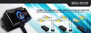 solis tek digital splitter run 2 solistek bulbs on 1 ballast