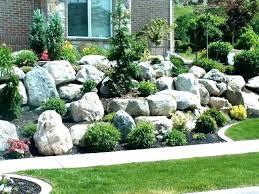 Marble Landscape Rock White Landscaping For Ideas Rocks Chip