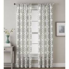 Moroccan Tile Curtain Panels by Found It At Wayfair Moroccan Tile Faux Silk Blackout Single