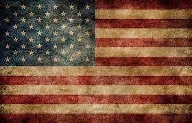 Rustic American Flag Columbia Inspiration
