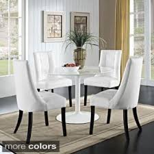 set of 4 dining room kitchen chairs shop the best deals for