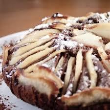 birnen nutella kuchen 3 1 5