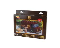 Amazon.com: Daron BL99977 UPS 111 Piece Package Car Construction Toy ... Best Popular Lego Ups Truck Great Vehicles Box Minifigure Philippines Price List Building Block Toys For Sale Custom Vehicle Package Delivery Truck Itructions In The Technic 42043 Mercedes Benz Arocs 3245 Tipper Cstruction Amazoncom Sb Food Ny Inc Lego Box United Parcel Service Delivery A Photo On Flickriver Buy Airport Rescue 42068 Online At Toy Universe Bruder Scania R Series Logistics With Forklift Jadrem Monster Smash Ups Rhino Rc 3500 Hamleys Technic Hauler 8264 Games